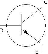 transistor schaltzeichen